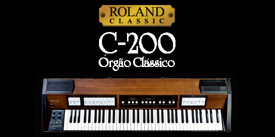 C-200 Orgão Clássico